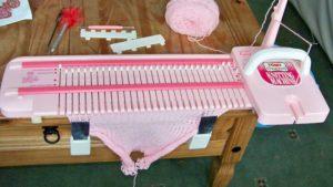 Электрические машины для вязания