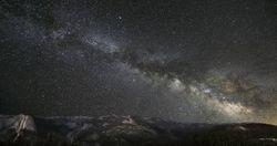 Ученые: Млечный Путь по форме похож на смятую гармошку, а не на тонкий диск